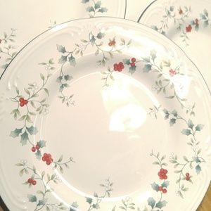 New Pfaltzgraff Holiday Plates-4